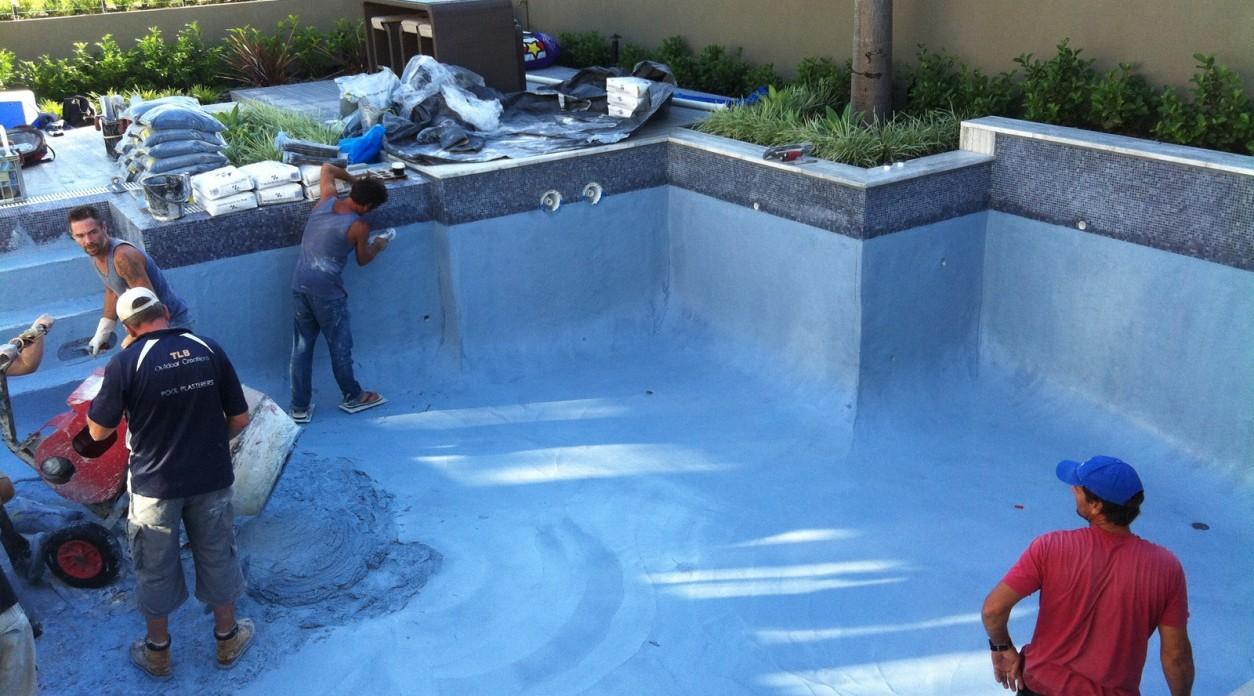 Строим бассейн для себя