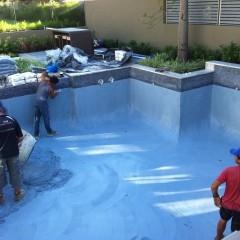 Гидроизоляция бассейна, сравнение материалов