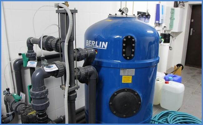 Выбор оборудования для очистки и дезинфекции воды