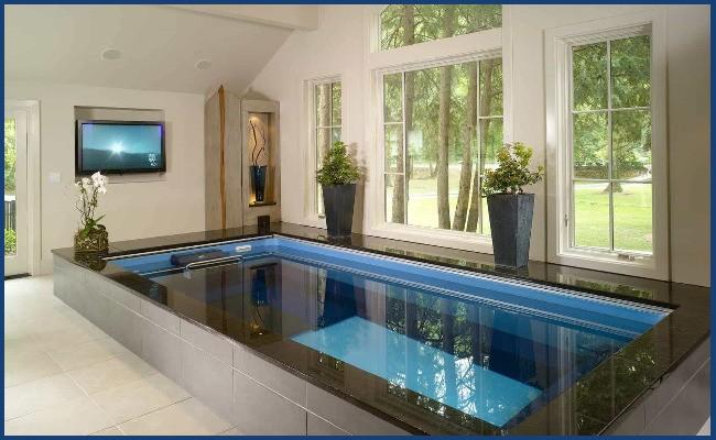Процессы проектирования бассейна