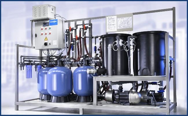Особенности оборудования водоподготовки