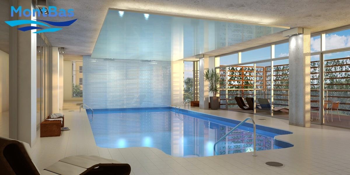 Вентиляция помещения бассейна