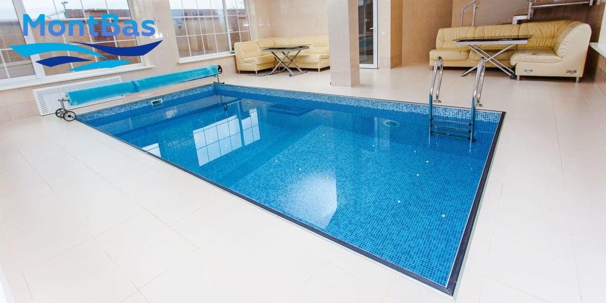 Строительство 50 метровых бассейнов