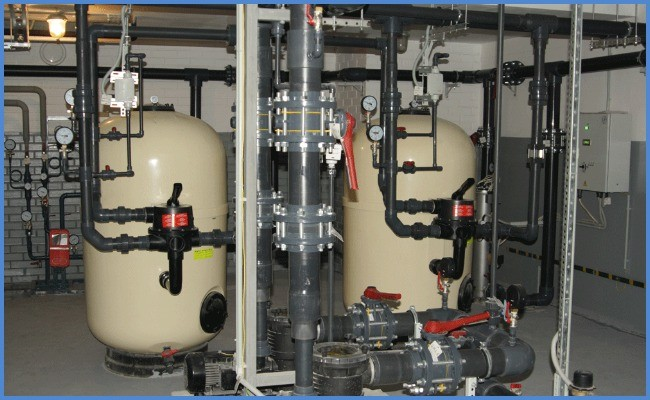 Как производится водоподготовка бассейна