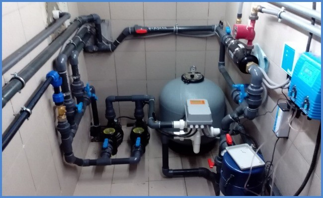 Виды систем водоочистки