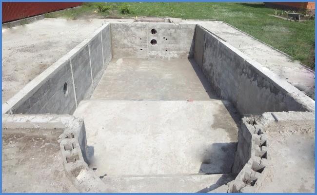 Преимущества искусственных водоемов из бетона