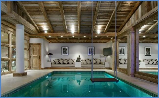 Выбор бассейна для загородного дома