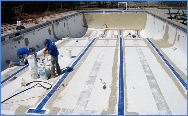 В каких случаях необходима реконструкция бассейна?