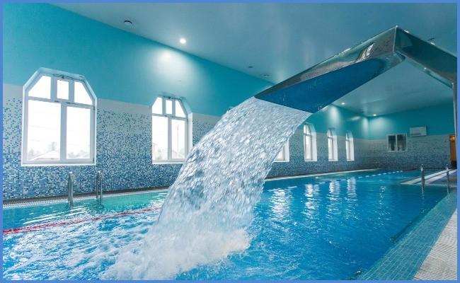Системы оздоровления в бассейне