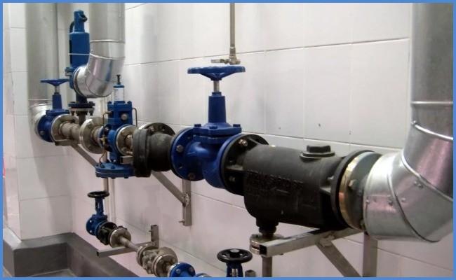 Разработка проекта системы водоснабжения